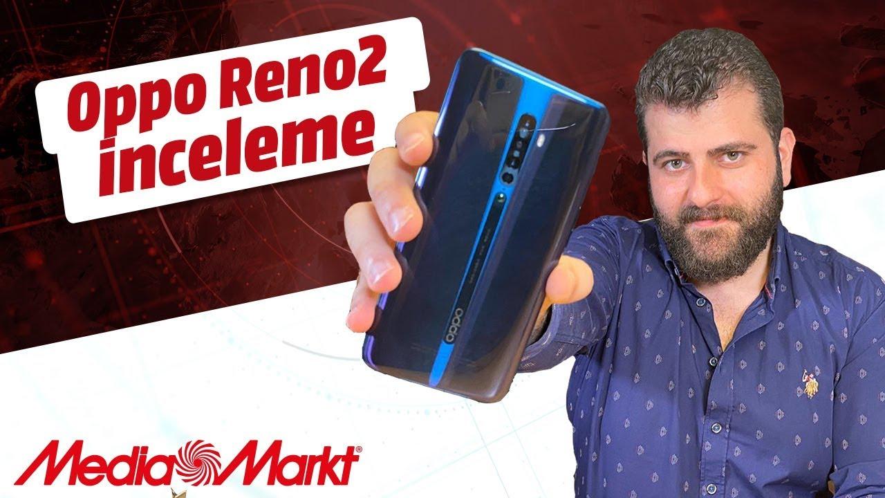 Oppo Reno 2 İnceleme - Oppo'nun yeni telefonu ne kadar iyi?