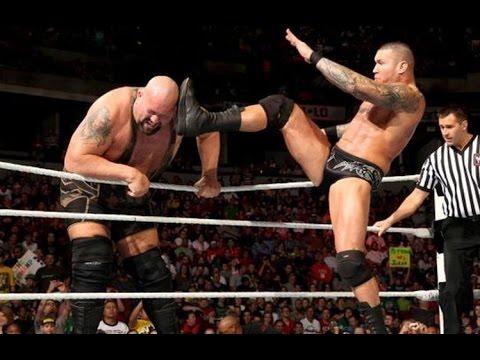 WWE Randy Orton VS The Big Show - المصارعة الحرة 2014 - مصارعه بيج شو ضد اورتين