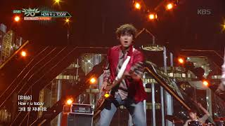 뮤직뱅크 Music Bank - HOW R U TODAY - N.Flying.20180525