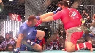 IMMAF 2016 Worlds   Lebanon's Charbel Diab Final Fight Vs Poland