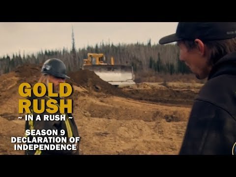 Gold Rush (In a Rush) | Season 9, Episode 1 | Declaration of Independence
