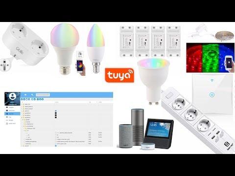Luminea - Smart Life - Jinvoo - Xenon - eFamily Cloud - io e Geräte
