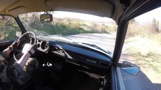 Lada 2105 driving (2017-05-16)