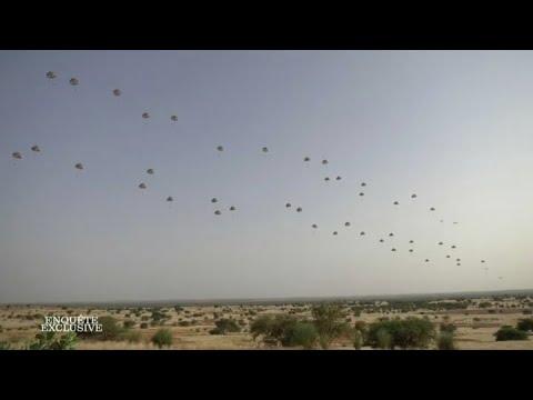 Enquete exclusive - Commandos, legionnaires, tireurs d'elite : la 11e brigade parachutistes