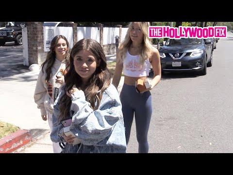 Nessa Barrett & Olivia Ponton Speak On Addison Rae's Pregnancy, Josh Richards Breakup & More 7.3.20