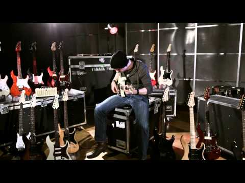 Presentation of the Electric Guitar Pacifica Series (French Subtitles)