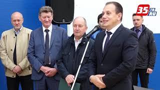 В Вологде началось строительство завода по производству ультразвукового оборудования