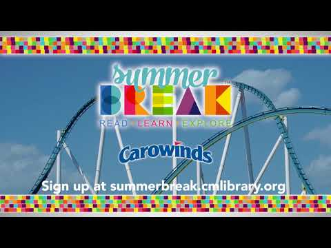 Live Summer To The Fullest With Charlotte Mecklenburg Library's Summer Break: Read, Learn, Explore