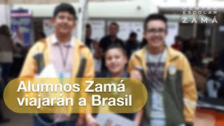 Jóvenes Representarán a México en Brasil