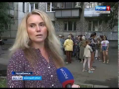Жители многоэтажки в Челябинске пытаются заставить застройщика .