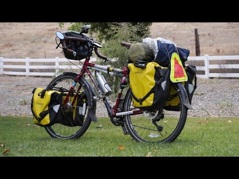 What's In My Bag, Bike Touring Edition - Milestone Rides