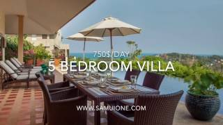 Luxury villa on Koh Samui, Thailand. Available for rent | SamuiOne