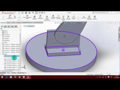 Controlling PID with Matlab and Solidworks