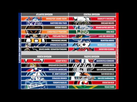 Nhl Affiliate Leagues Explained Youtube