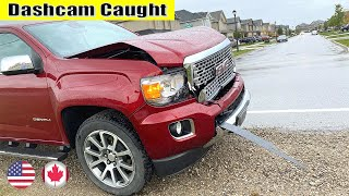 Ultimate North American Cars Driving Fails Compilation - 237 [Dash Cam Caught Video]
