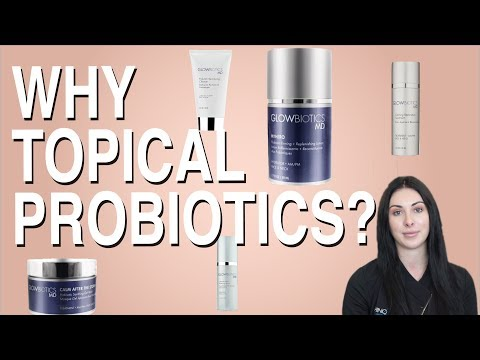 BEST PROBIOTIC SKIN CARE LINE | GLOWBIOTICS