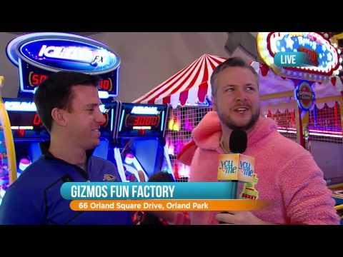 Gizmos Fun Factory: Part 1