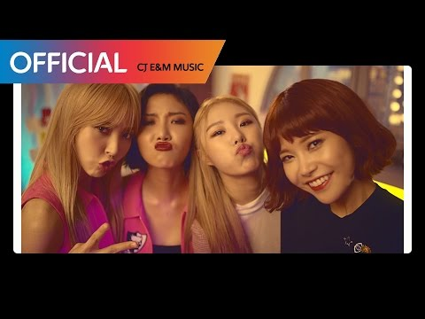 마마무 (MAMAMOO) - NEW YORK MV