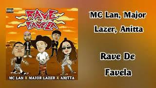 Baixar MC Lan, Major Lazer, Anitta - Rave De Favela