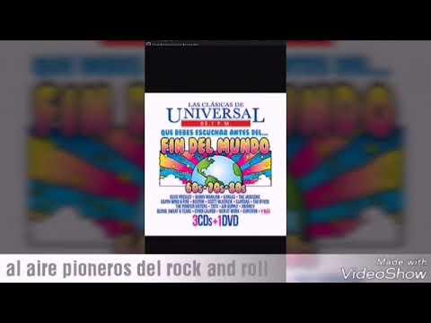 PIONEROS DEL ROCK AND ROLL  DE UNIVERSAL STEREO