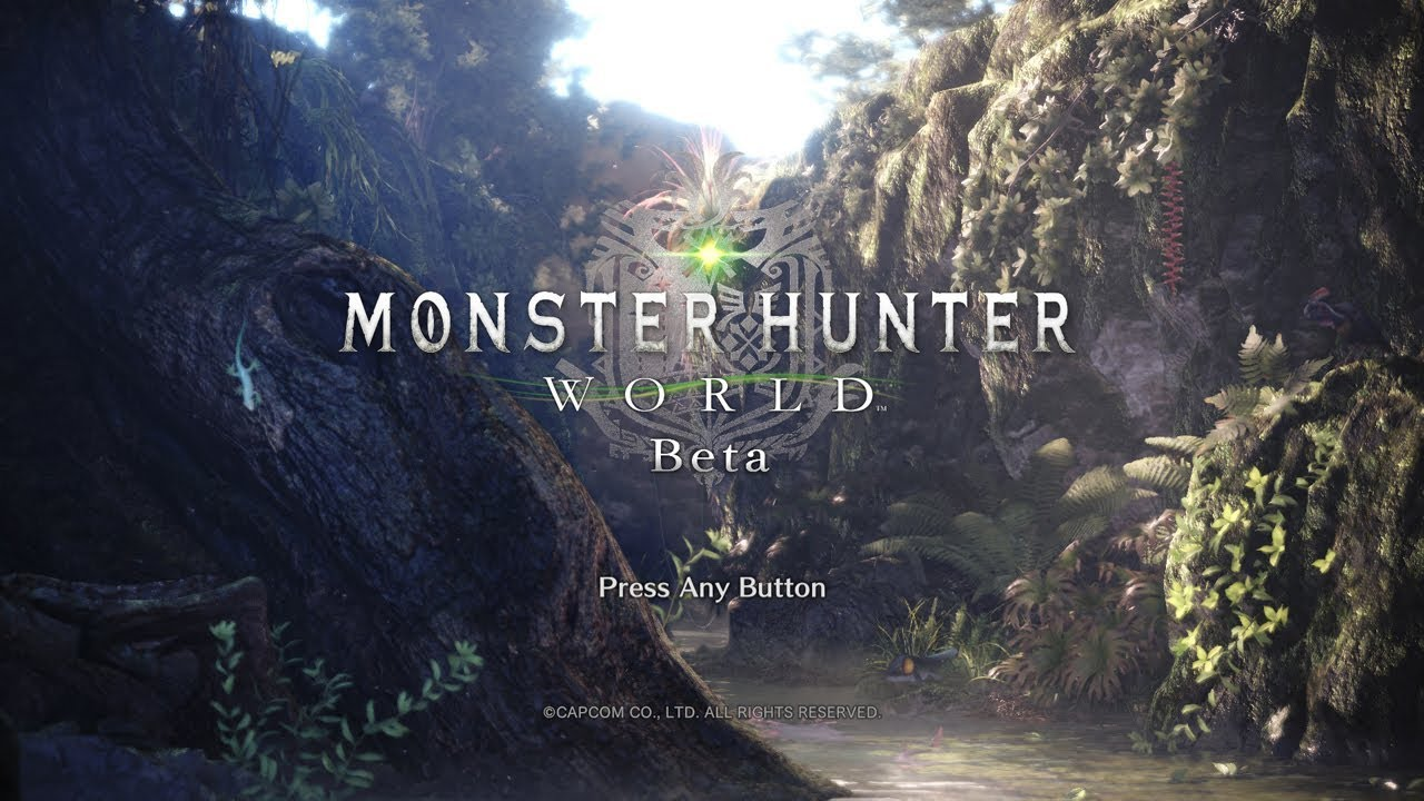 How to Download Monster Hunter World Beta (USA)