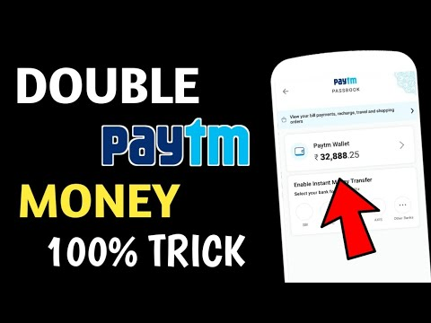 100% Working Trick || Double Your Free Paytm Cash Daily