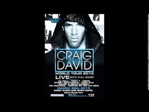 Craig David - Seduction HQ