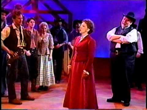 The Farmer and the Cowman 2002 Oklahoma! Broadway revival