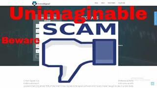 Crown-Signals - Unimaginable Scam Revealed