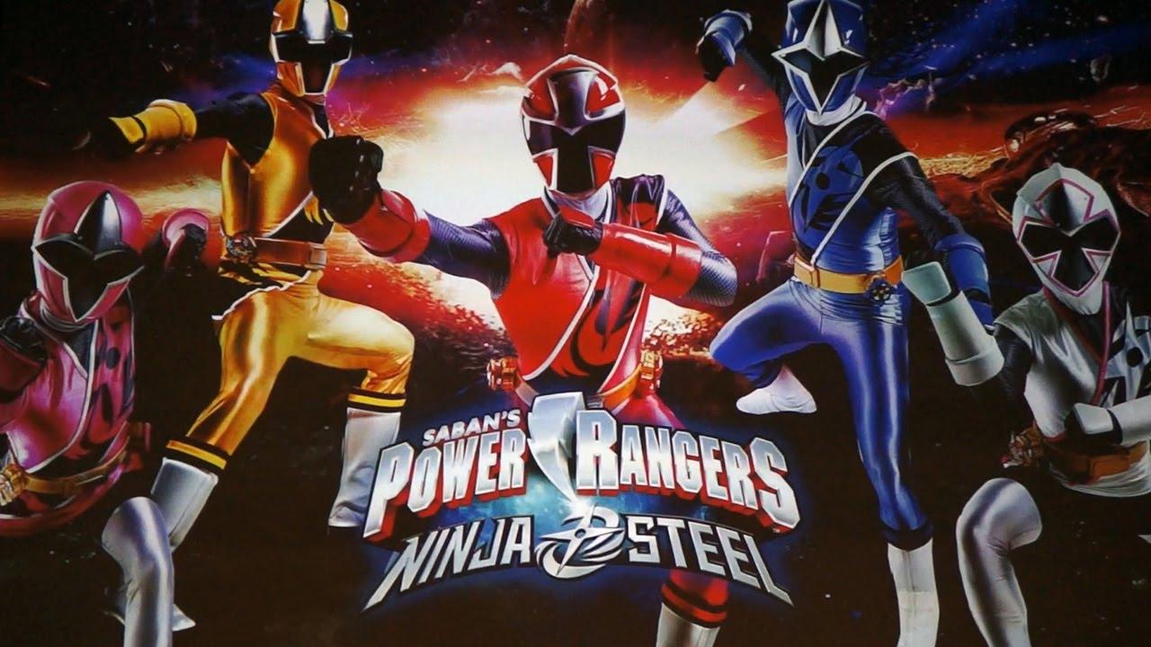 Power Rangers Ninja Steel Stream Deutsch