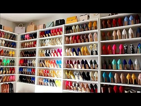 Walk in Closet Tour-Closet Goals thumbnail