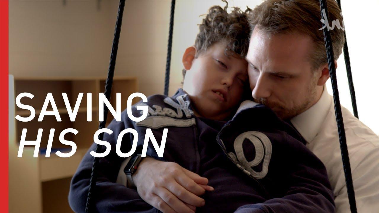 Hunting Down His Son's Killer   Freethink Superhuman
