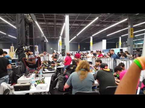 Recorrido Campus Party Guadalajara 2016 - sin editar