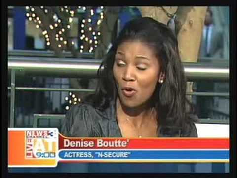 NSECURE s Denise Boutte