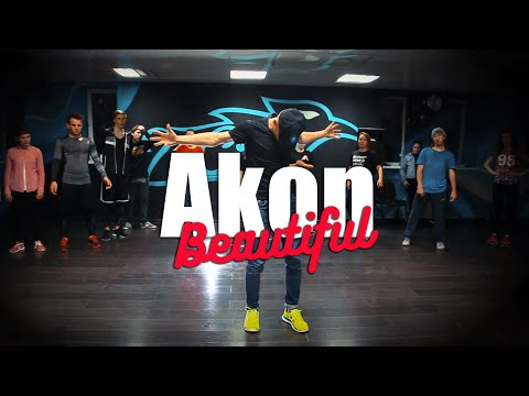 Akon - Beautiful | DANCE TOWN UA21 | Choreography By Timur Karpinskiy