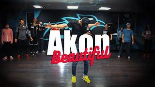 Repeat youtube video Akon - Beautiful | DANCE TOWN UA21 | Choreography by Timur Karpinskiy