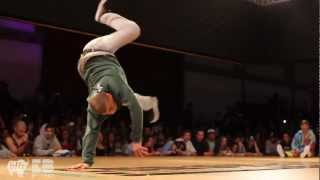 Bboy LAGAET Judge Demo | EUROBATTLE 2012 | Porto, Portugal