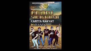 Gambar cover Prabu Siliwangi 10 BAND ( video lirik)