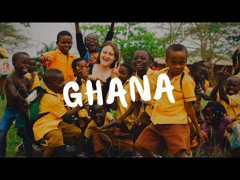 3 MONTHS IN GHANA!