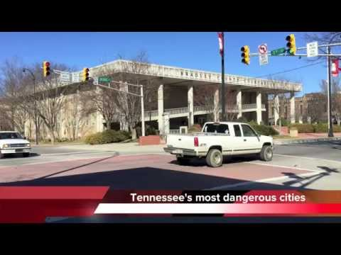 The Top 5 Most Dangerous Cities in Tennessee