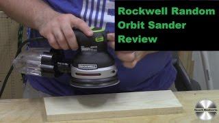 Rockwell Tools Random Orbit Sander Review