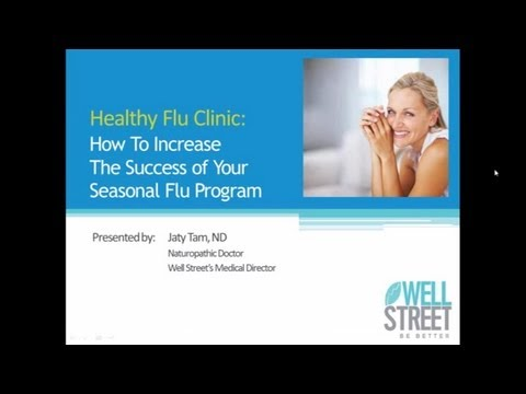 The Healthy Flu Clinic Webinar