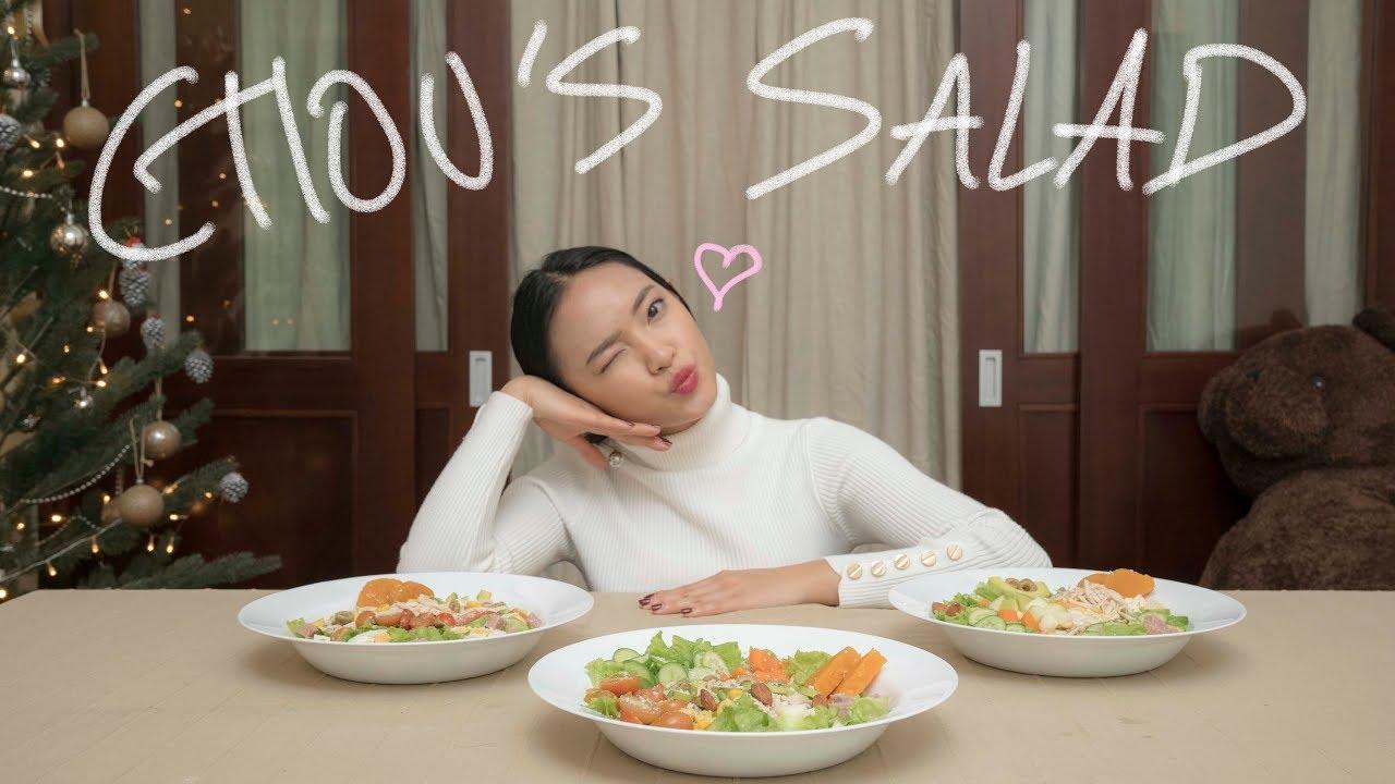Làm Salad Cùng Chou Chou! Chou Chou's Salad 🥗