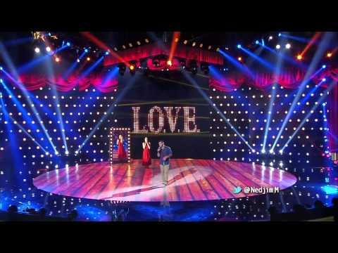 MBC The X Factor - ندجيم معطى الله – Love - العروض المباشرة