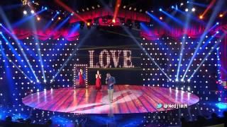 MBC The X Factor -  Love بالفيديو : ندجيم معطى الله يغني