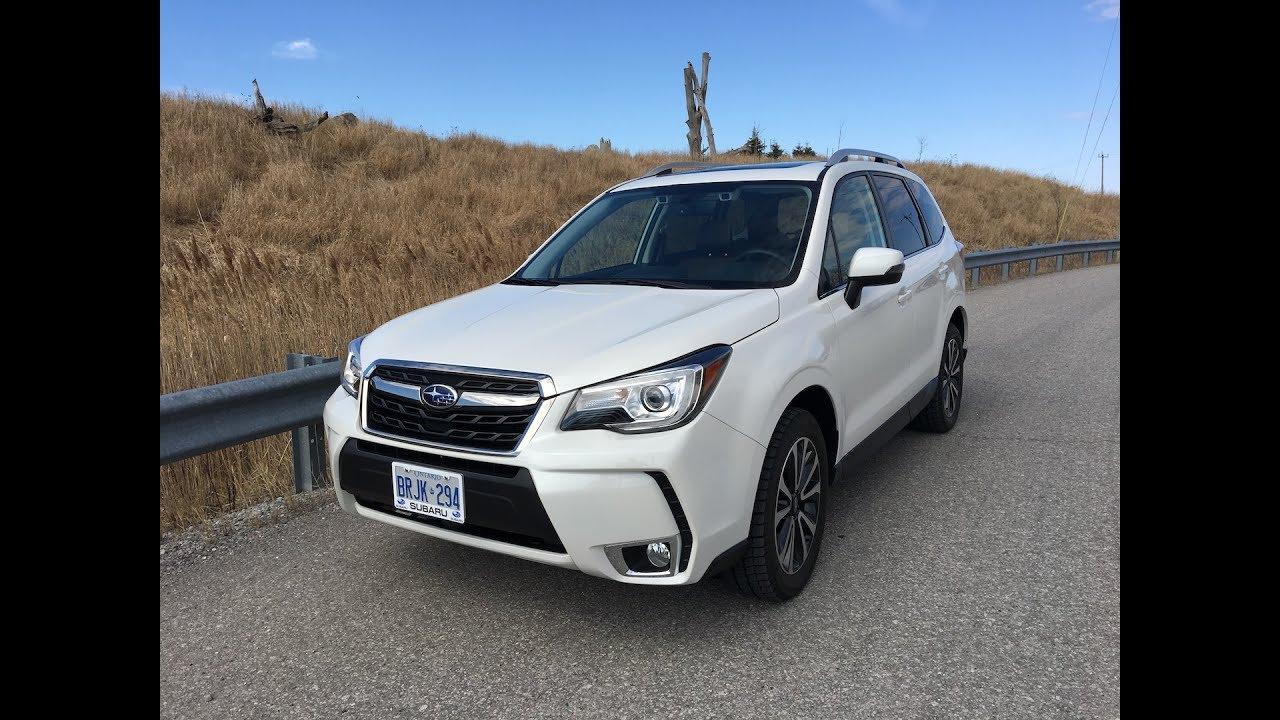 2017 Subaru Forester Xt Review