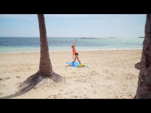 Paradise also means trying adventurous sports | Barceló Hotel Group