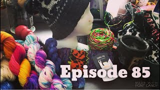 Bad Wolf Girl Sits & Knits Episode 85