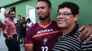 Brazilian club signs goalie convicted in murder