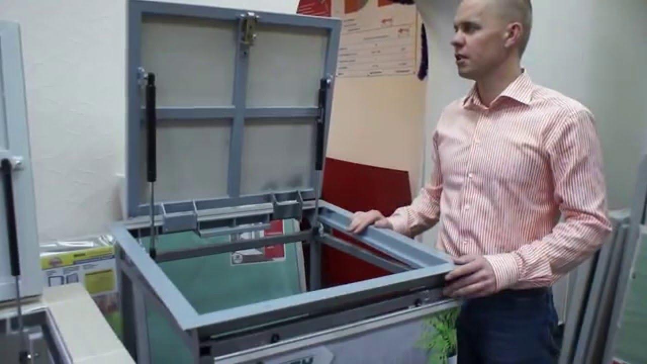 потайной люк на магнитах под плитку своими руками - YouTube